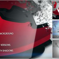 VIDEOHIVE 3D LOGO SHRED