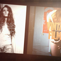 VINTAGE PHOTO GALLERY, OLD FILM ALBUM – AFTER EFFECTS PROJECT (VIDEOHIVE)