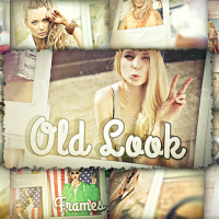 VIDEOHIVE POLAROID PHOTO ALBUM