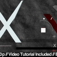 VIDEOHIVE FAST & EXTREME HIGH TECH FUTURISTIC LOGO REVEAL