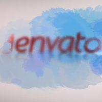 VIDEOHIVE INK BLOT / SPLAT LOGO ANIMATION