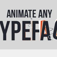 VIDEOHIVE ANIMATED TYPEFACE 6659923