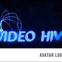 VIDEOHIVE AVATAR LOGO REVEAL