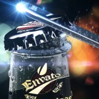 VIDEOHIVE BEER COMMERCIAL
