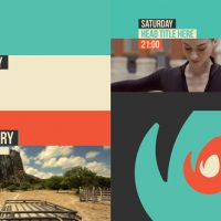 VIDEOHIVE BROADCAST DESIGN LINES PACKAGE ESSENTIAL GRAPHICS | MOGRT – PREMIERE PRO