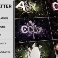 VIDEOHIVE DARK MATTER – CINEMATIC COLLIDING TITLES