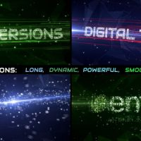 VIDEOHIVE DATA STREAM TITLES