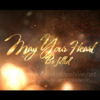 VIDEOHIVE ELEGANT CHRISTMAS GREETINGS