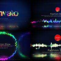 VIDEOHIVE GLITCH MUSIC VISUALIZER
