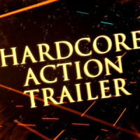 VIDEOHIVE HARDCORE ACTION TRAILER