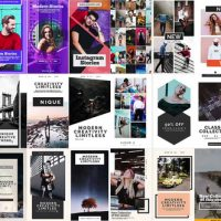 VIDEOHIVE INSTAGRAM STORIES V.5