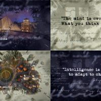 VIDEOHIVE INSPIRATIONAL INK TITLES