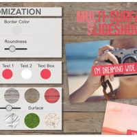 VIDEOHIVE MULTI-SURFACE SLIDESHOW
