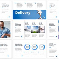 VIDEOHIVE THE ONE – CORPORATE PRESENTATION PACK