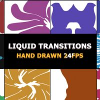 VIDEOHIVE LIQUID TRANSITIONS PACK
