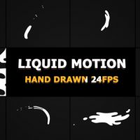 VIDEOHIVE LIQUID MOTION SHAPES
