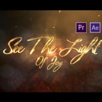 VIDEOHIVE ROMANTIC GREETING TITLES – PREMIERE PRO