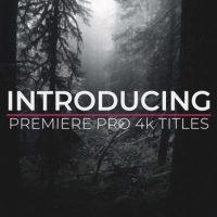 VIDEOHIVE PRO TITLES 4K MOGRT – PREMIERE PRO