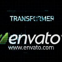 VIDEOHIVE TRANSFORM TITLE/LOGO