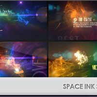 VIDEOHIVE SPACE INK SMOKE