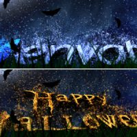 VIDEOHIVE SCARY HALLOWEEN GHOST
