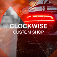 VIDEOHIVE CLOCKWISE CUSTOM SHOP