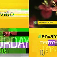 VIDEOHIVE ELEGANT BROADCAST PACKAGE
