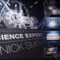 VIDEOHIVE ENGINEERING MECHANICS AND TECHNOLOGY INVENTION INTRO