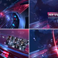 VIDEOHIVE NEWS INTRO 21889771