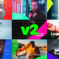 VIDEOHIVE SIMPLE MOGRT GRAPHICS TITLES – PREMIERE PRO