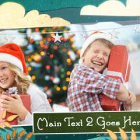 VIDEOHIVE CHRISTMAS CUTOUTS