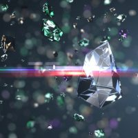 VIDEOHIVE DIAMONDS EXPLOSION LOGO REVEAL