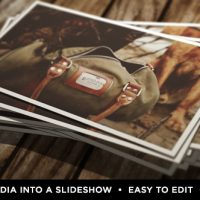 VIDEOHIVE INSTANT PHOTO STACK