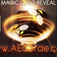 VIDEOHIVE MAGIC LOGO REVEAL