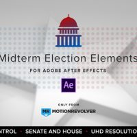 VIDEOHIVE MIDTERM ELECTION ELEMENTS | CONGRESS & SENATE