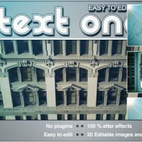 VIDEOHIVE DOWNTOWN SLIDESHOW