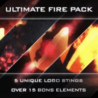 VIDEOHIVE ULTIMATE FIRE REVEAL PACK