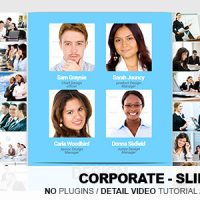 VIDEOHIVE CORPORATE – SLIDES FOR LIFE