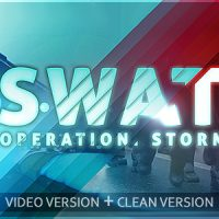 VIDEOHIVE POLICE LOGO – LAW FORCE SHOW SHORT OPENER