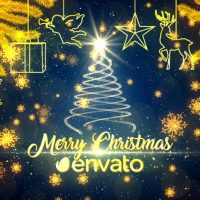 VIDEOHIVE CHRISTMAS WISHES 22862865