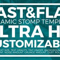 VIDEOHIVE FLAT & FAST STOMP