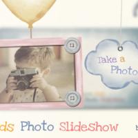 VIDEOHIVE BABY KIDS PHOTO SLIDESHOW