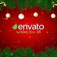 VIDEOHIVE CHRISTMAS GREETINGS 13799644