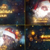 VIDEOHIVE CHRISTMAS MEMORIES – SLIDESHOW