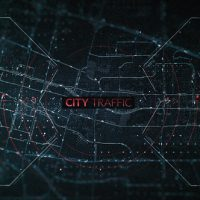 VIDEOHIVE CITY TRAFFIC TRAILER
