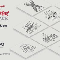 VIDEOHIVE HAND DRAWN CHRISTMAS TITLES – PREMIERE PRO