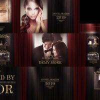 VIDEOHIVE AWARDS PRESENTATION PACK