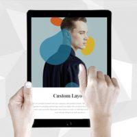 VIDEOHIVE PAD PRO WEB PROMO | BLACK & WHITE HANDS