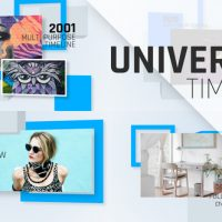 VIDEOHIVE UNIVERSAL TIMELINE