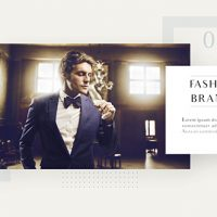 VIDEOHIVE ELEGANT COMMERCIAL SLIDESHOW